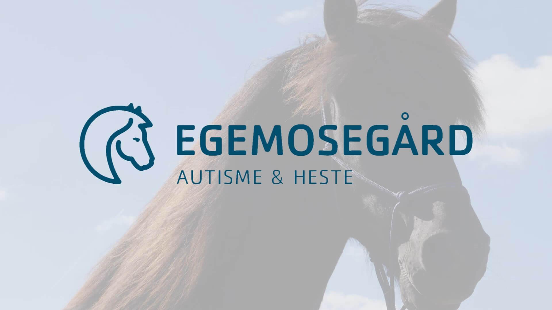Egemosegård, Autisme og Heste